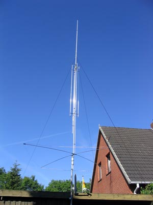 The Gap amateur antenna agree