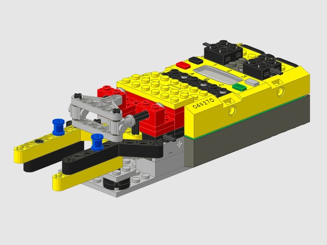 LEGO® Iambic-Keyer (Version 1 nach N9SSA)