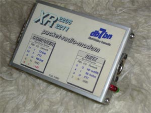 BayCom Packet Radio 1k2-Modem